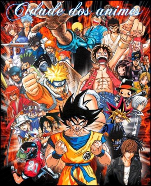eu quero ser mebro da equipe Animes